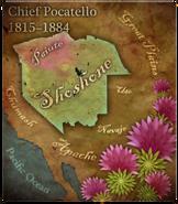 Shoshone map (Civ5)