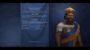 Hammurabi loadscreen (Civ6)