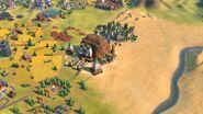 Jebel Barkal in-game (Civ6)