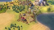 Basilikoi Paides in-game (Civ6)