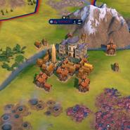 Norwegian capital in Classical Era after Gathering Storm update