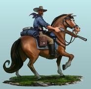 Rough Rider concept art