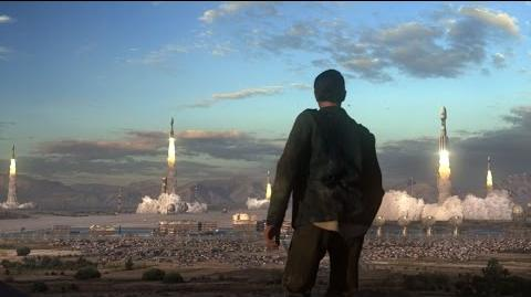 """Official Sid Meier's Civilization Beyond Earth Intro Cinematic – """"The Chosen"""""""