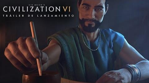 Tráiler de lanzamiento de Civilization VI-0