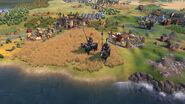 Civ6 Black Army In-Game