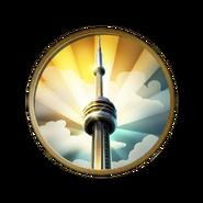 加拿大國家電視塔 (文明5)