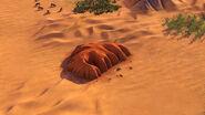 Natural Wonder Uluru closeup (Civ6)