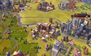 Apadana in-game (Civ6)
