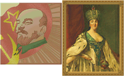 Lenin and Catherine the Great (Civ2).png