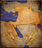 Assyria map (Civ5)