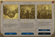 Barbarian Clans Treat With Tribe Popup (Civ6)