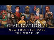Thank You From Firaxis Games - Civilization VI- New Frontier Pass