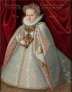 Portrait of Anna Maria Vasa (Civ6)