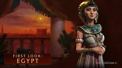 CIVILIZATION VI - First Look Egypt - International Version (With Subtitles)
