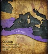 Carthage map (Civ5)