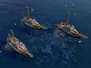 Fishing Boat Industry (Civ6)
