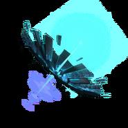 Single-Pass Geometry artifact (Rising Tide)