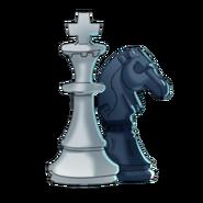 Thoughtful Chess Set artifact (Rising Tide)