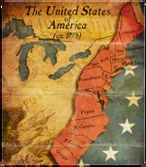 America map (Civ5)