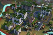 Neighborhood up close (Civ6)