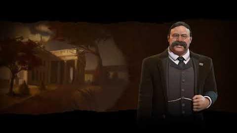 Civilization VI OST - America (Teddy Roosevelt) - Medieval Theme - Hard Times Come No More