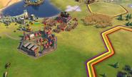 Terracotta Army in-game (Civ6)