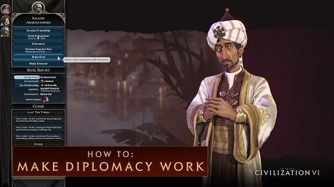 Diplomacy (Civ6)