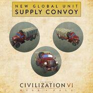 Supply Convey Civ 6 Promotional Image