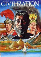 Civilization Board Game (1980) Box Art