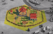 Hacienda up close (Civ6)