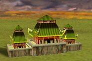 Taoist Pagoda