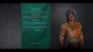 Chandragupta loadscreen (Civ6)