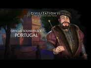 Civilization VI Official Soundtrack - Portugal - Civilization VI - New Frontier Pass