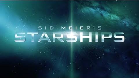 Sid Meier's Starships Announcement Trailer (Deutsch)