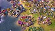 Polder in-game (Civ6)