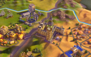 Big Ben in-game (Civ6)