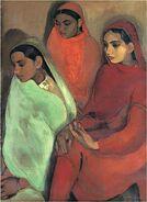 Three Girls (Civ6)