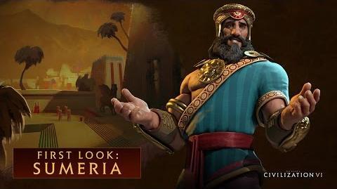 CIVILIZATION VI - First Look Sumeria - International Version (With Subtitles)