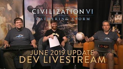 Civilization VI June 2019 Update