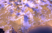 Hills on tundra tile in-game (Civ6)