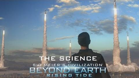 The Science of Beyond Earth Rising Tide