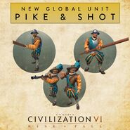 Pike and Shot Civ 6 Promotional Image