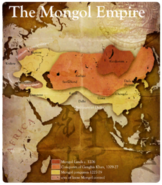 Mongolia map (Civ5)
