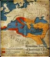 Byzantium map (Civ5)