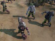 Zombie Horde 2 (Civ6)