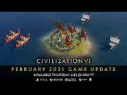 February 2021 Game Update Developer Livestream
