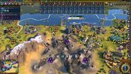 Gobustan in-game (Civ6)