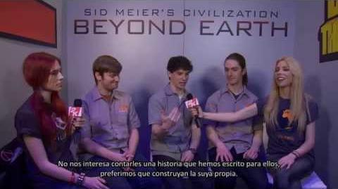 Sid Meier's Civilization Beyond Earth - Entrevista con Firaxis en el PAX East