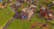 Casa de Contratación in-game (Civ6)