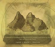 Historic Moment Torres del Paine (Civ6)
